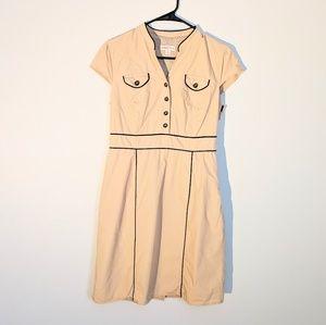 Merona Khaki Dress